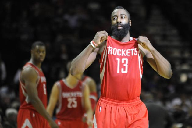 Houston Rockets Continue to Play Dangerous Game with James Harden's Health