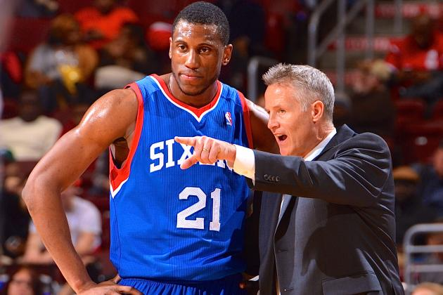 Thaddeus Young Reportedly Requests Trade Away from Philadelphia 76ers