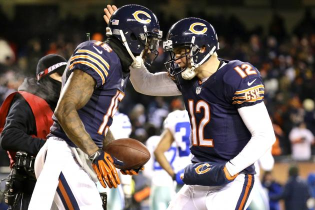 Brandon Marshall Comments on Jay Cutler vs. Josh McCown QB Controversy