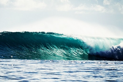 Instagram: Perfect Barrel Captured