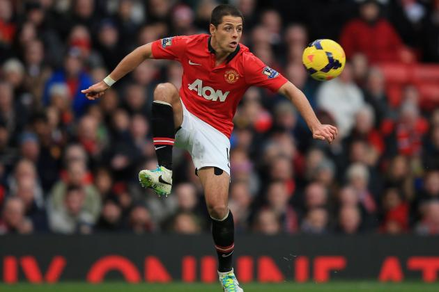 David Moyes Can't Let Javier Hernandez Leave Manchester United in January