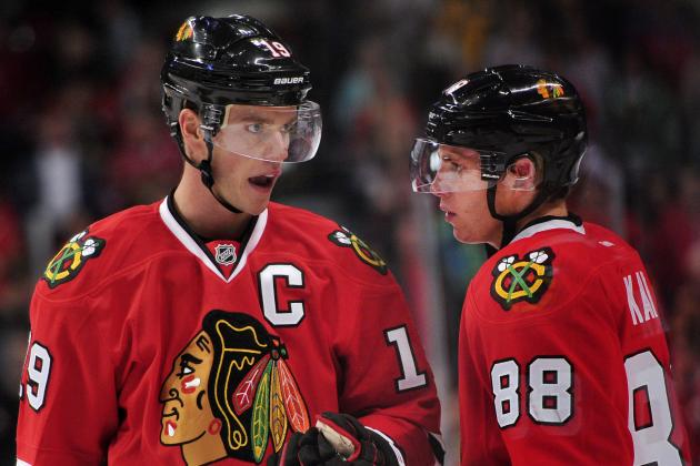 The Cost to Keep Jonathan Toews and Patrick Kane for the Chicago Blackhawks