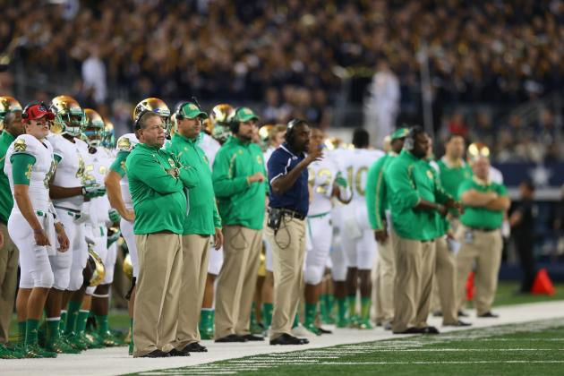 Notre Dame vs. Rutgers: How Pinstripe Bowl Allows Irish a Momentum Gain for 2014
