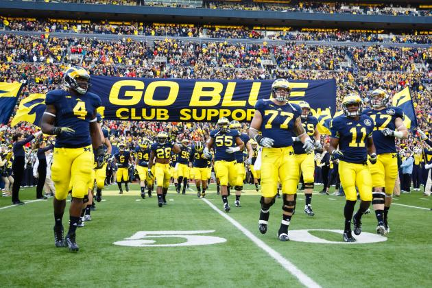 Will Michigan Solve Offensive Line Issues in Bowl Prep?