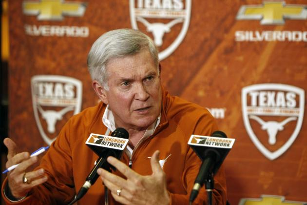 4 Biggest Questions Texas Needs to Answer Before 2014 National Signing Day