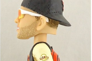PHOTOS: New Hunter Pence Bobblehead Is Outstanding