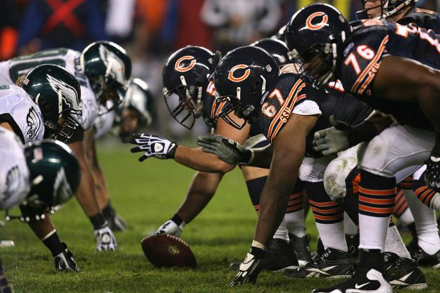 Bears vs. Eagles: TV Info, Spread, Injury Updates, Game Time and More