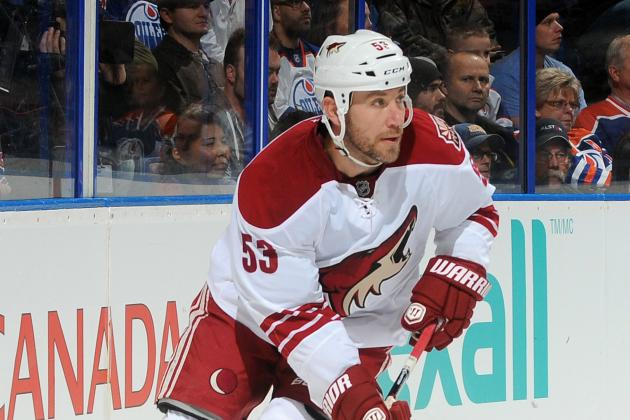 Morris and Klesla Return, Brule Makes Season Debut for Coyotes