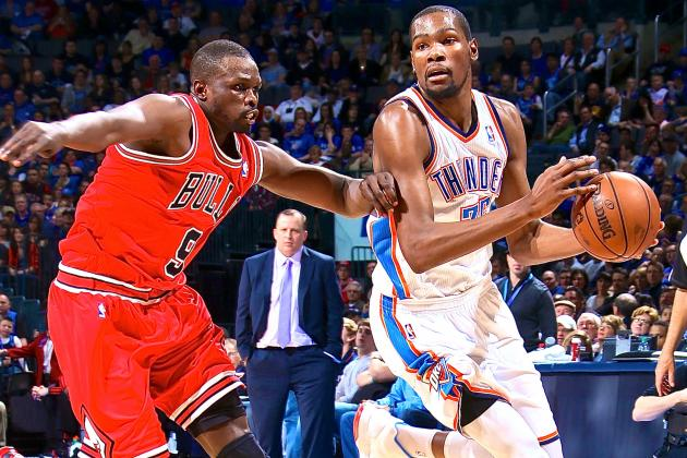 Chicago Bulls vs. Oklahoma City Thunder: Live Score, Highlights and Analysis