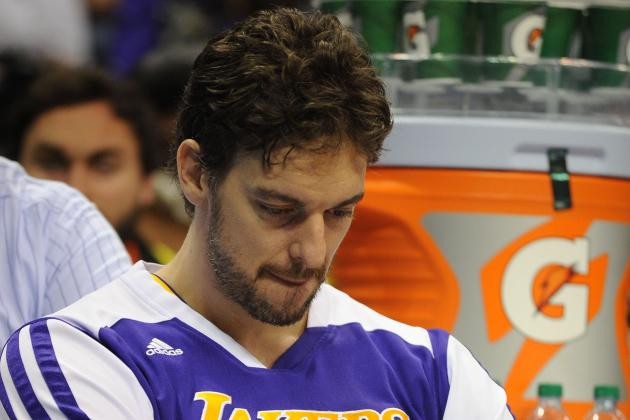 Lakers Rumors: Los Angeles Should Reconsider Taking Pau Gasol Off Trade Market