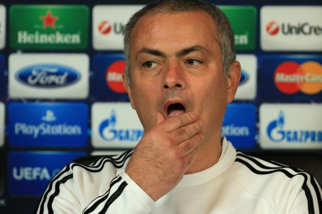 Is Jose Mourinho's Rotation Policy Damaging Chelsea's Prospects This Season?