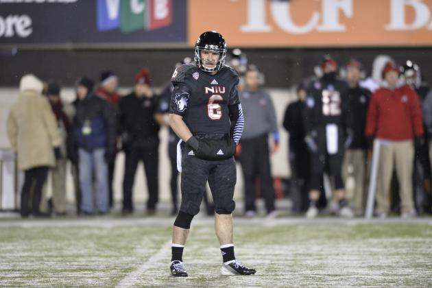 Poinsettia Bowl 2013: Preview and Prediction for Utah State vs Northern Illinois
