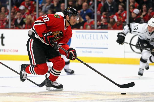 What Is Brandon Saad's Ceiling with the Chicago Blackhawks?