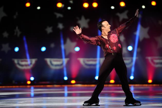 Former Olympic Figure Skater Brian Boitano Comes out as Gay