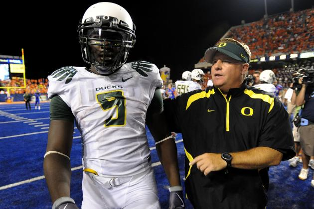 Mark Helfrich Should Follow Chip Kelly's Example to Curb Oregon's Legal Issues