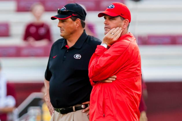 Georgia Football: Why Mike Bobo Is the Best Offensive Coach in the Country