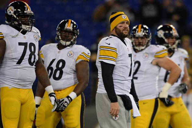 Steelers' Slim Playoff Hopes Hinge on Four- or Five-Way Tie