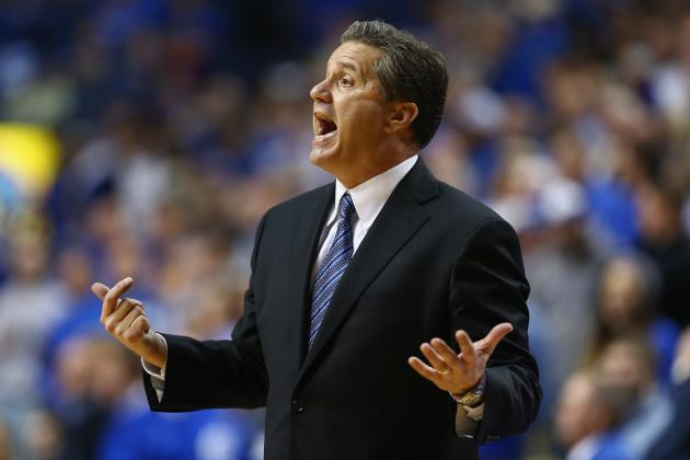 Kentucky Basketball: No Reason for Fans to Panic Despite Wildcats' Slow Start