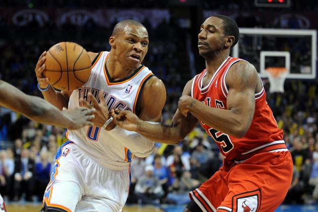 Chicago Bulls vs. Oklahoma City Thunder: Postgame Grades and Analysis