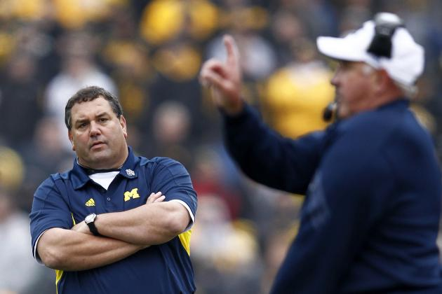 Michigan Football: Are Al Borges and Greg Mattison Overpaid?
