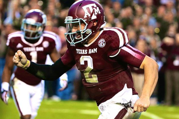 Johnny Manziel, Jadeveon Clowney Reportedly Didn't Request NFL Draft Evaluations