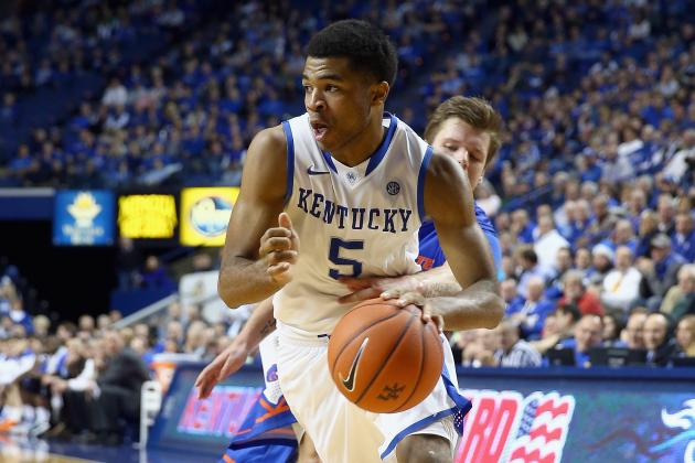 Andrew Harrison Shoulders Blame for Kentucky Basketball's Rocky Start