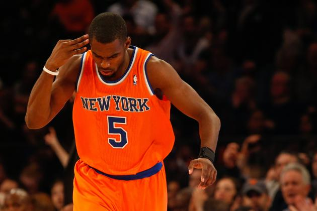 Why Iman Shumpert and Tim Hardaway Jr. Must Get JR Smith's Minutes