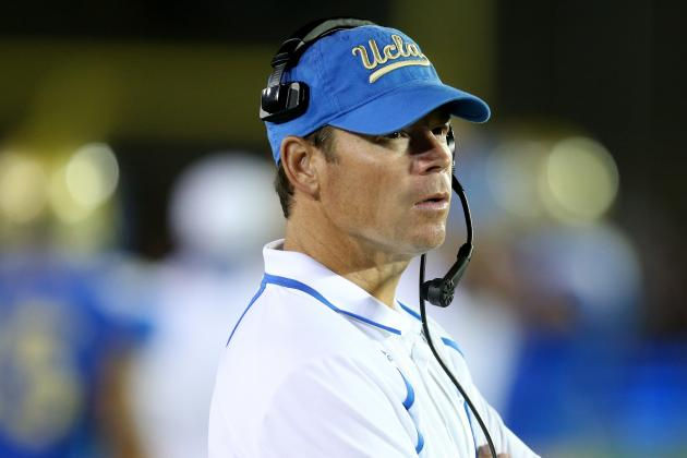 If Jim Mora Left UCLA, Who Would Replace Him?