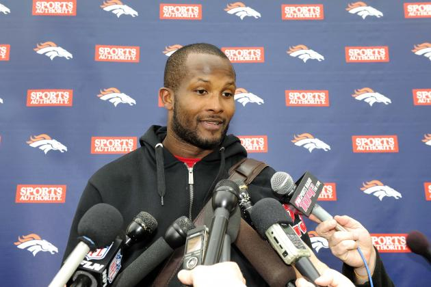 Denver Broncos: How Champ Bailey's Return Can Help the Defense