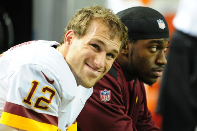Why Kirk Cousins is a Better Fit Than RG3 in Washington Redskins' Offense