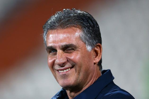 Carlos Queiroz Reportedly Expresses Interest in Managing Tottenham Hotspur