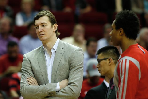 Omer Asik Trade Rumors: Houston Rockets Will Keep Their Center for Now