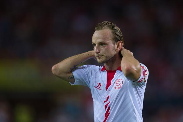 Manchester United Transfer News: Ivan Rakitic Not the Value Reds Need