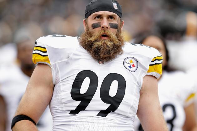 Steeler Brett Keisel's Time Here Running out