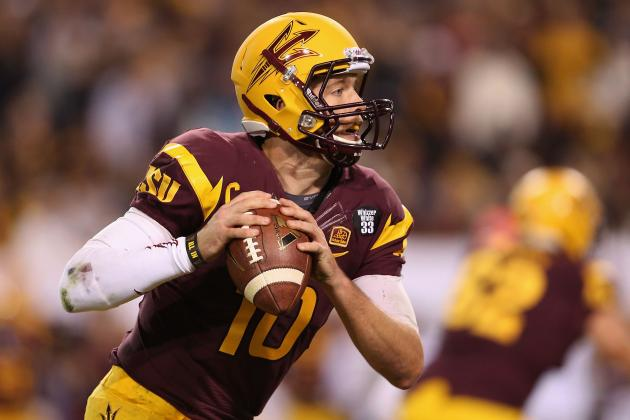 Arizona State vs. Texas Tech Betting Odds: Holiday Bowl Analysis and Prediction