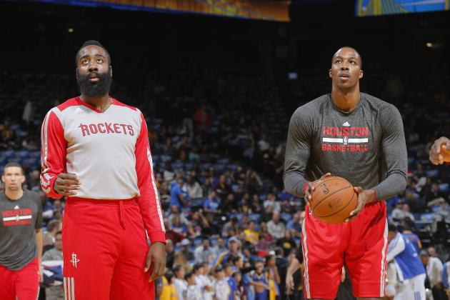 Handicapping Houston Rockets Players' Odds of Making the 2014 NBA All-Star Game