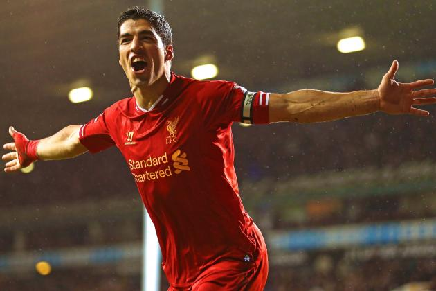 Updates on Luis Suarez's Contract Negotiations with Liverpool