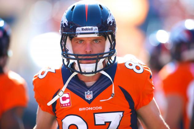 Wes Welker Injury: Updates on Broncos WR's Concussion and Return