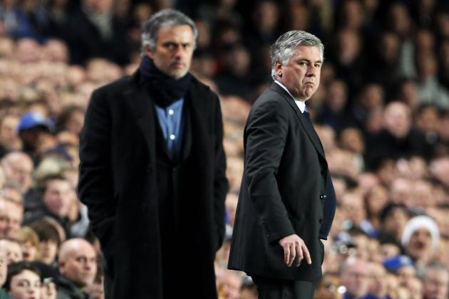 Comparing Carlo Ancelotti's First Season at Real Madrid to Jose Mourinho's