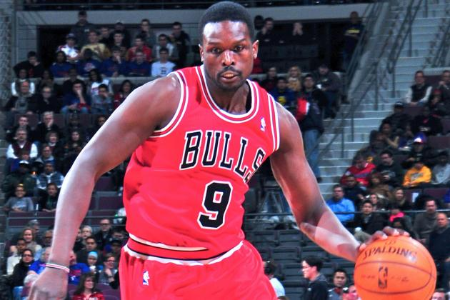 Bulls Reportedly 'Determined' Not to Trade Luol Deng, Hope to Re-Sign Him