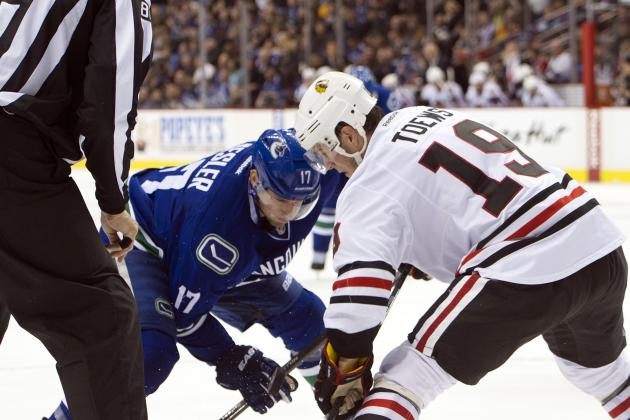 Chicago Blackhawks: Rivalry with Vancouver Canucks Fading, or Is It?