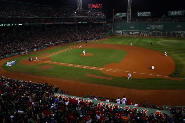BC, Notre Dame May Play at Fenway