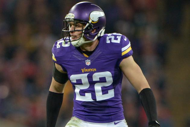Harrison Smith to Start on Sunday Next to Sanford, but Will Be Limited
