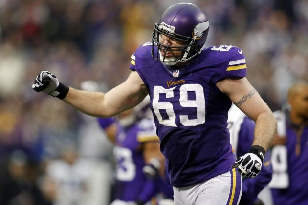 Vikings' Jared Allen: 'Passing Derrick Thomas Means Everything'