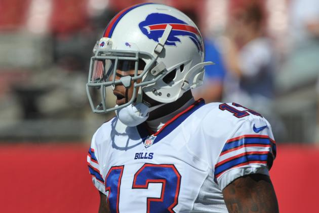 Bills Expected to Face Dolphins Without WR Stevie Johnson