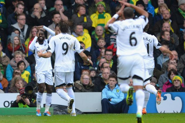 Swansea vs. Everton: Date, Time, Live Stream, TV Info and Preview