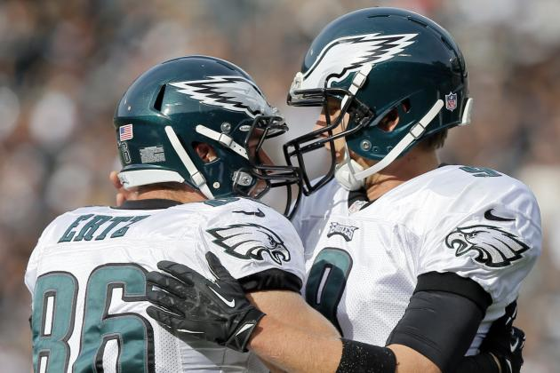 Foles and Ertz's Pre-Game Ritual