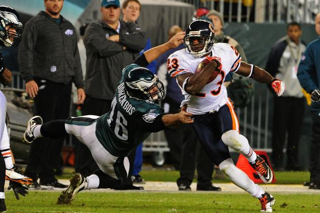 Bears vs. Eagles: Behind Enemy Lines with Philadelphia Columnist Cody Swartz