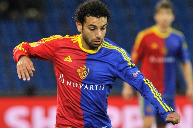 Scouting Liverpool Transfer Target Mohamed Salah