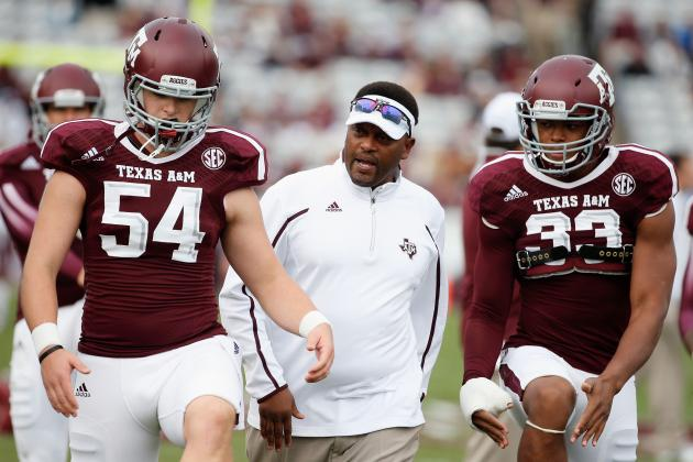 Texas A&M Football Recruiting: Aggies Learning to Recruit for SEC Play